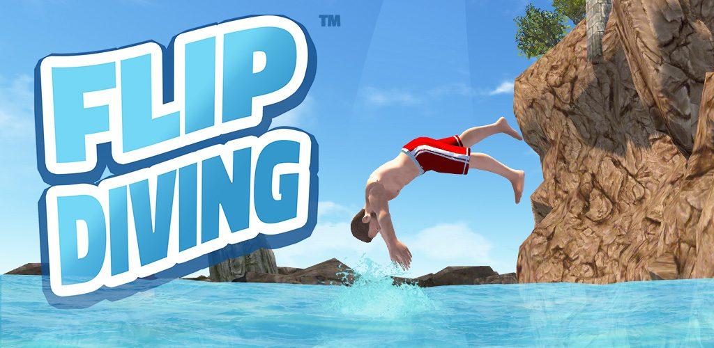 flip diving hack